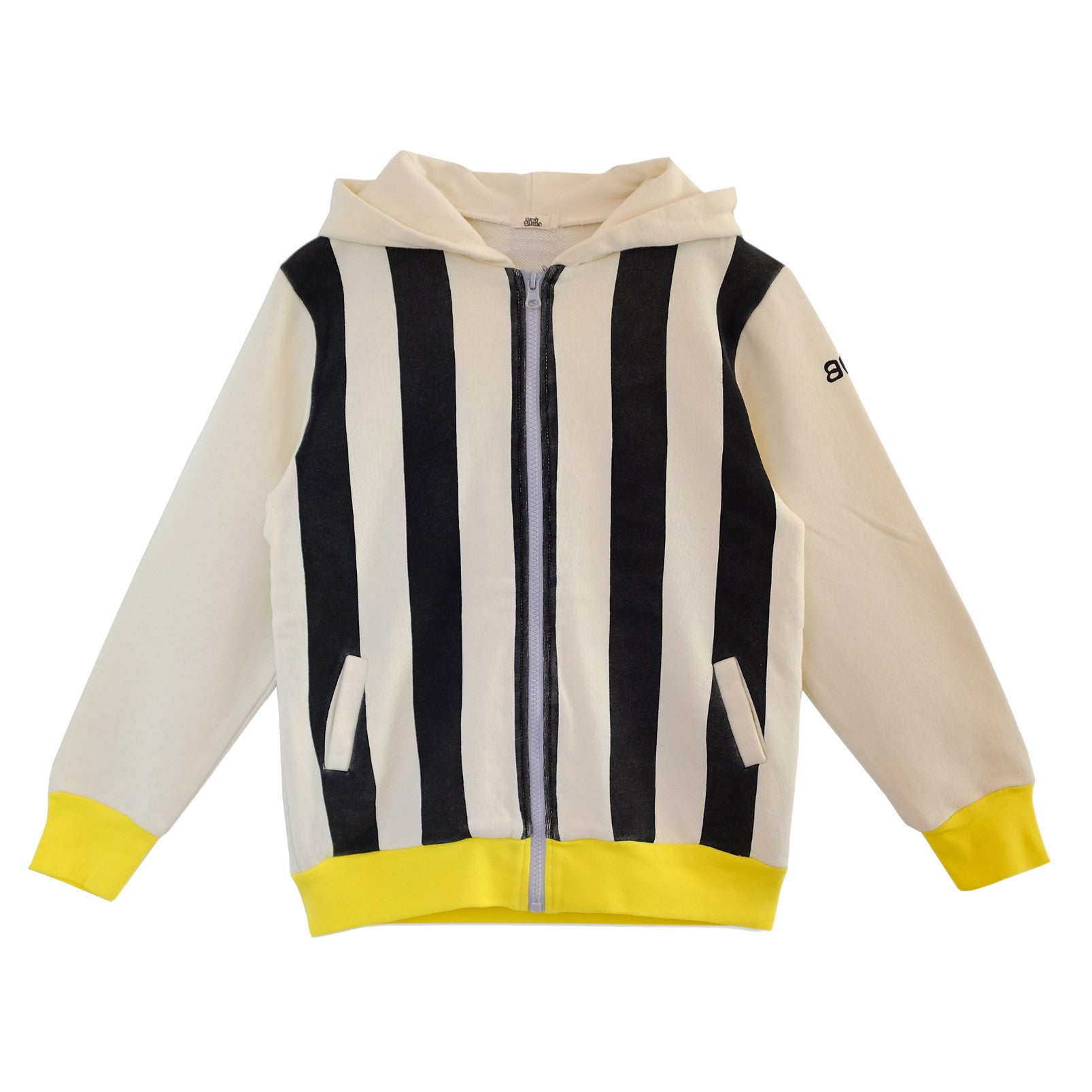 Bandy Button - Bee Zip Up Hoodie