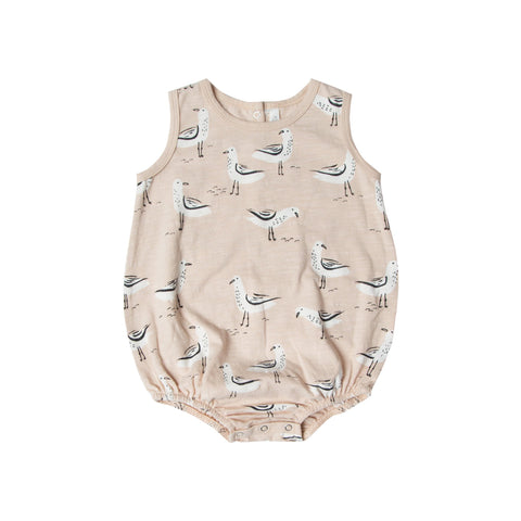 Rylee and Cru - Seagull Bubble Onesie