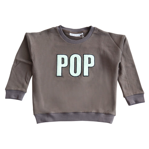 Gardner and the Gang | Pop Classics Sweatshirt - Charcoal