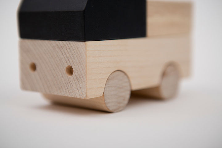 Des Enfantillages - Wooden Pick Up Truck | The Mini Life