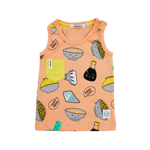 Individual | Gobo Tank - Miso Cool Print | The Mini Life