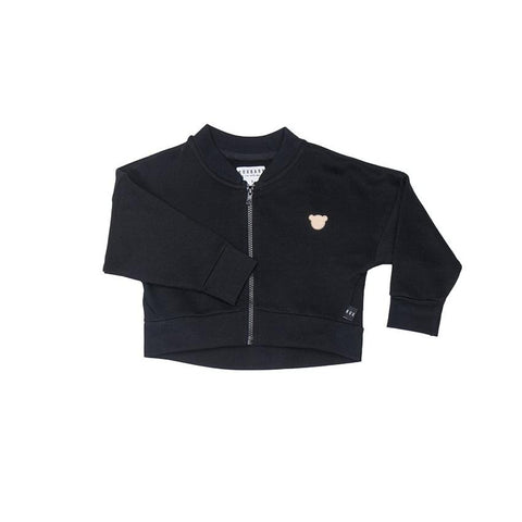 Huxbaby - Black Balloon Jacket