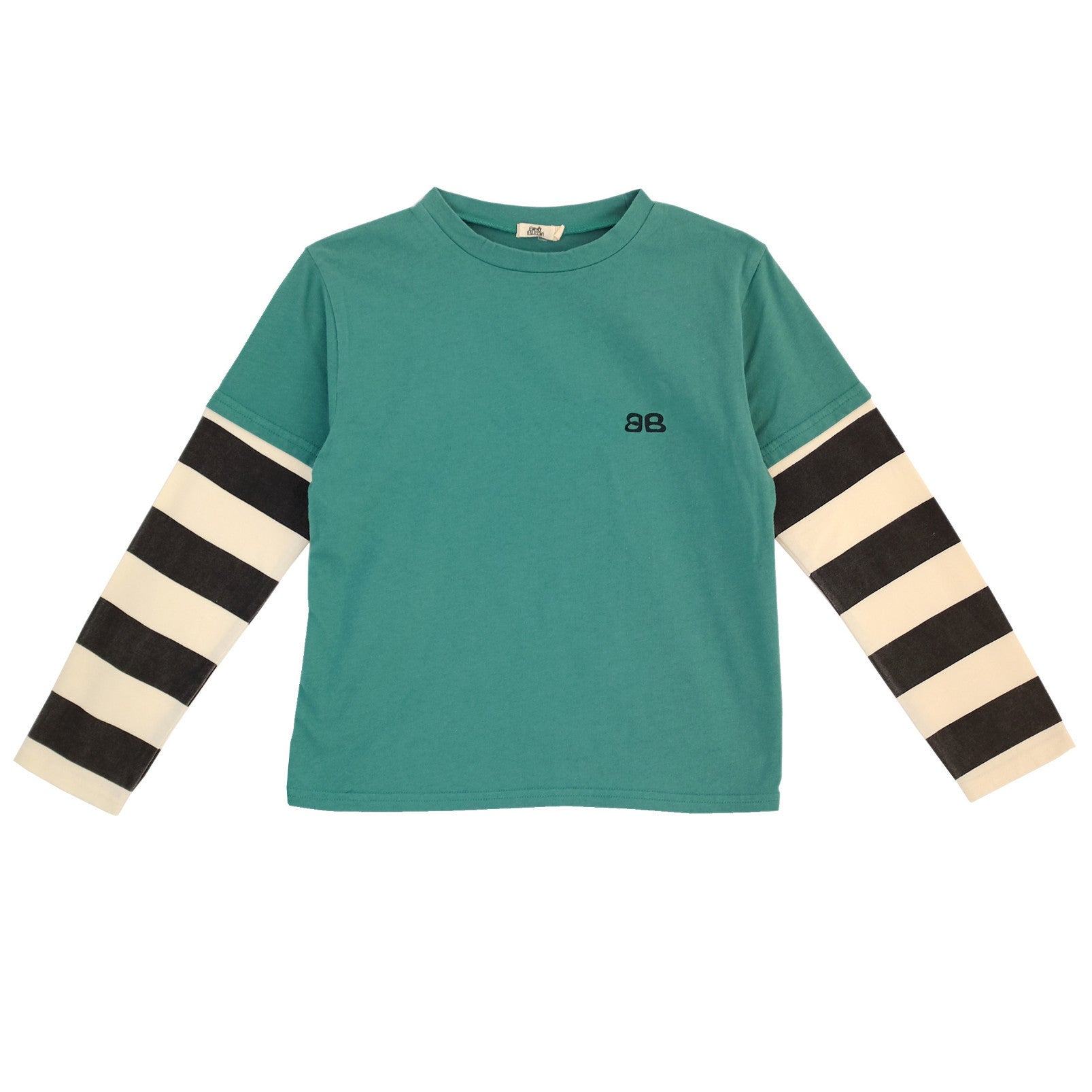 Bandy Button Kary Long Sleeve Tee