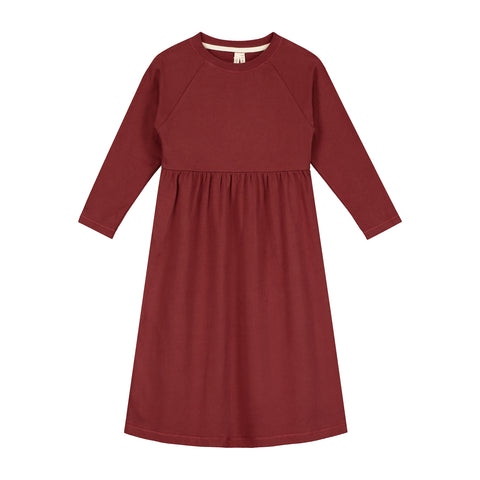 Gray Label burgundy Long Sleeve Dress