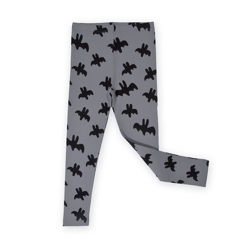 Little Man Happy - Bats Leggings