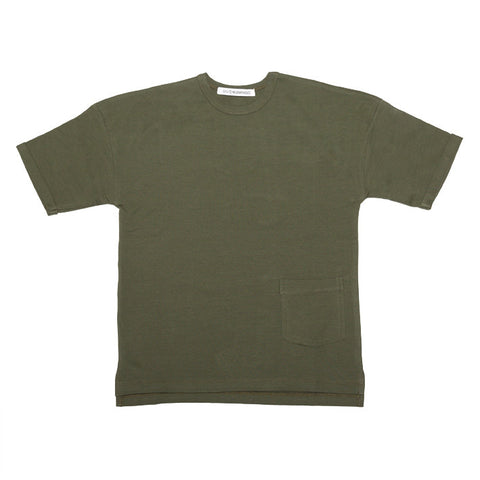 Mingo | Forest Green Tee | The Mini Life