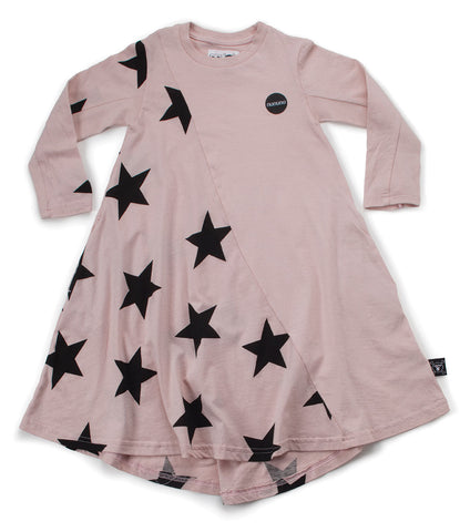 Nununu - Maxi Star 360 Dress Powder Pink