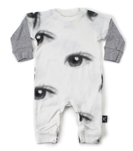 Nununu Eyes Playsuit