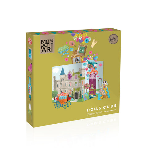 Mon Petit Art - Royal Castle Doll Cube