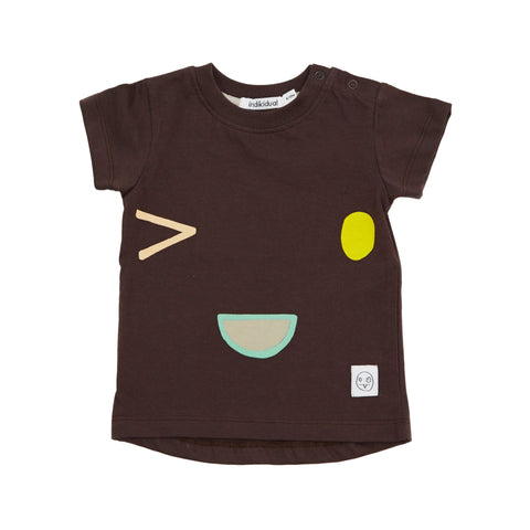 Individual | Sake Face Print Tee | The Mini Life