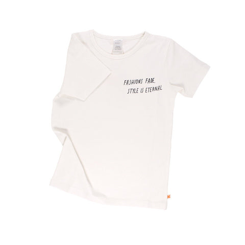 Tiny Cottons | Style is Eternal Tee | The Mini Life
