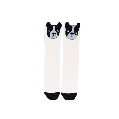 Moujik High Socks - Off White (1 LEFT)