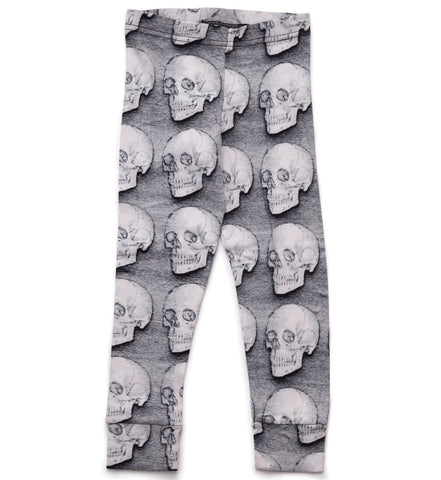 MD Skull Leggings