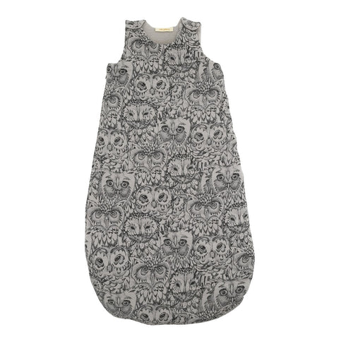 Soft Gallery Owl Sleep Sack Drizzle - The Mini Life