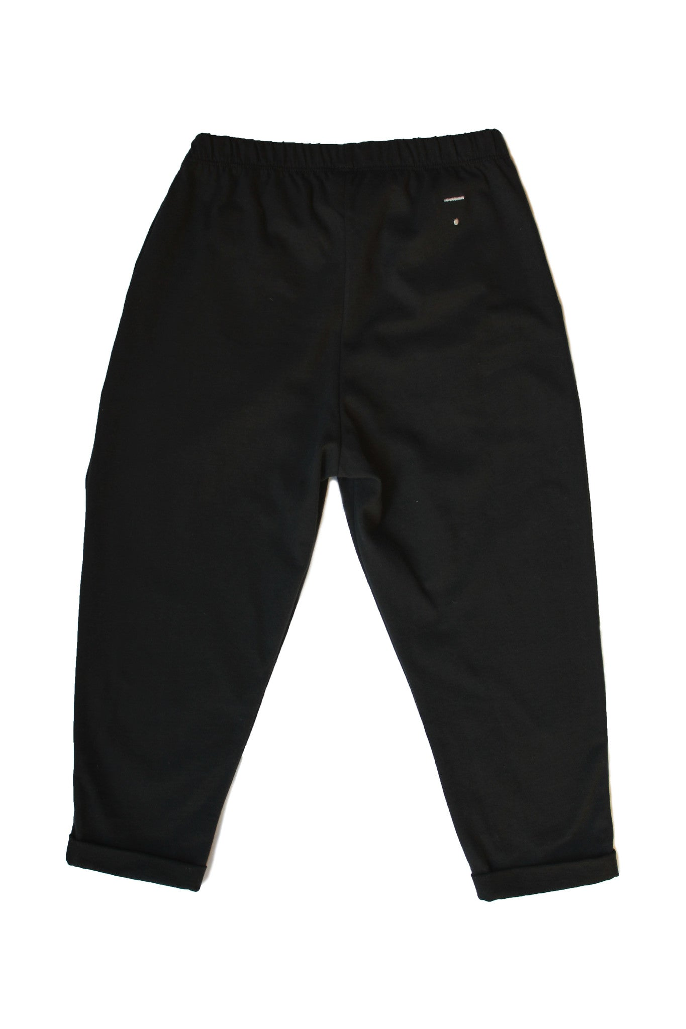 Gray Label | Nearly Black Summer Pleated Pant | www.theminilife.com