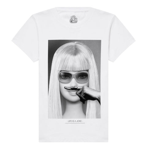 Little Eleven Paris x Barbie | Bibas Tee Life is a Joke | The Mini Life, Canada