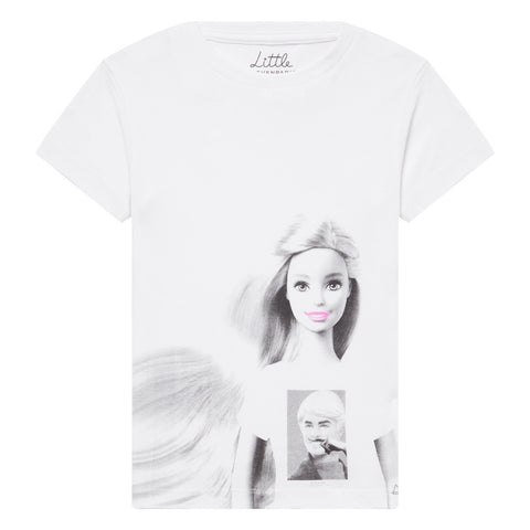Little Eleven Paris x Barbie Collection | Beven Tee | The Mini Life, Canada