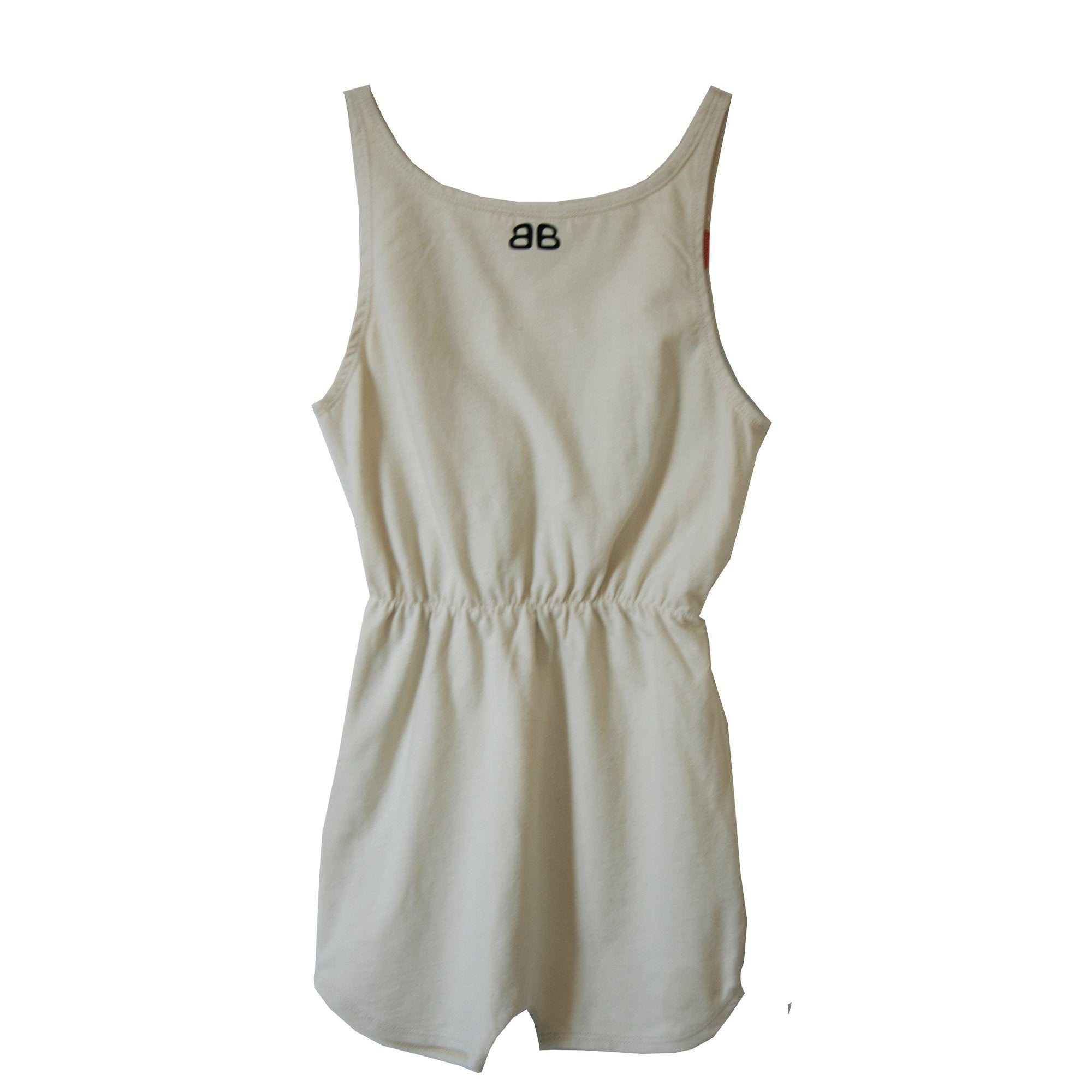 Bandy Button - Tage Romper