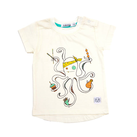 Indikidual | Tai Octopus Tee | The Mini Life