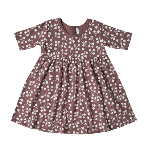 Rylee + Cru - Winter Berry Dress