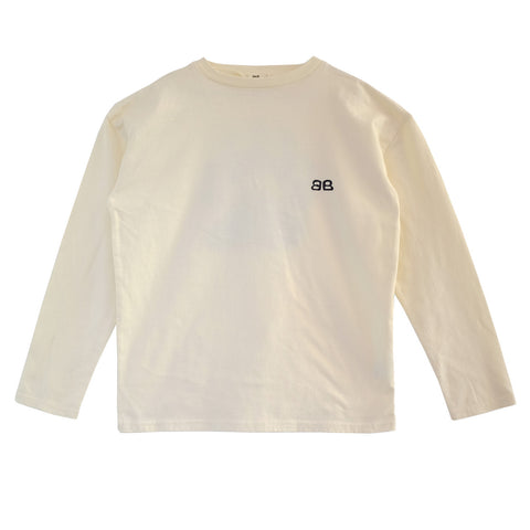 Bandy Button Zoo Long Sleeve Tee