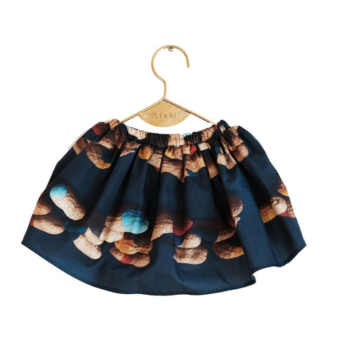 Wolf and Rita Carla Peanuts Skirt - The Mini Life