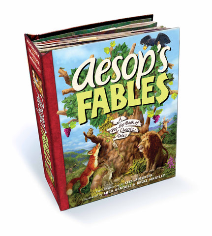 Aesop's Fables A Pop-Up Book of Classic Tales