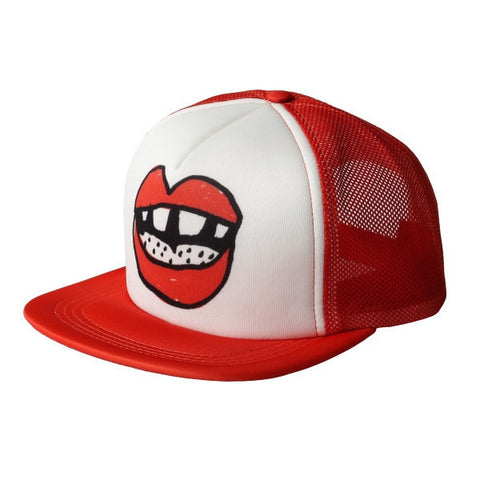 Kukukid | Red Lips Cap | The Mini Life