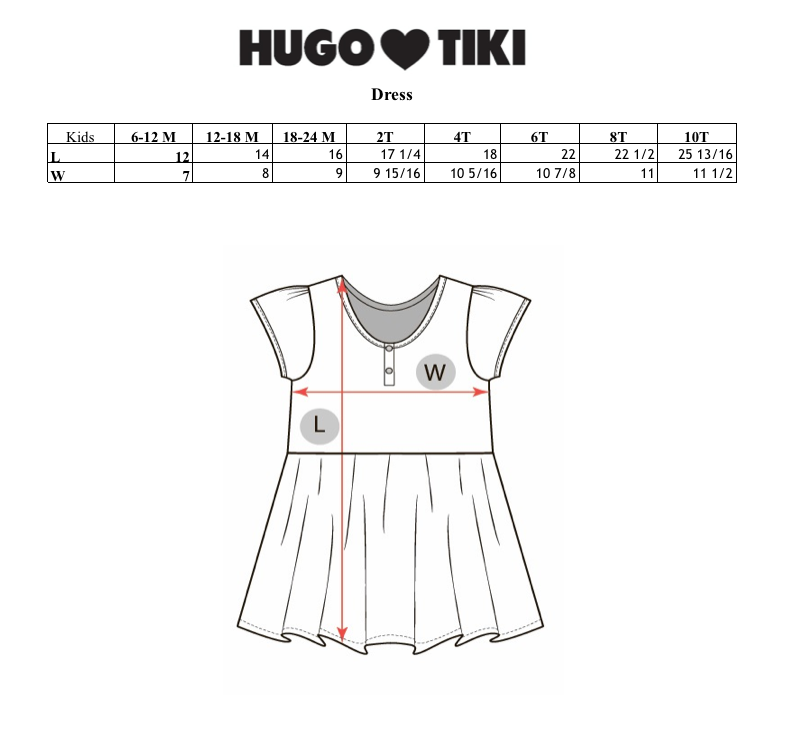 Hugo Loves Tiki SS17 | Pink Kitty Dress | The Mini Life, Canada