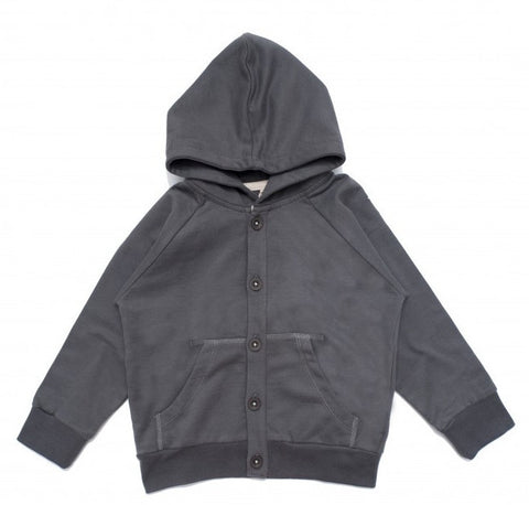 gray label | dark grey hooded sweater | www.theminilife.com