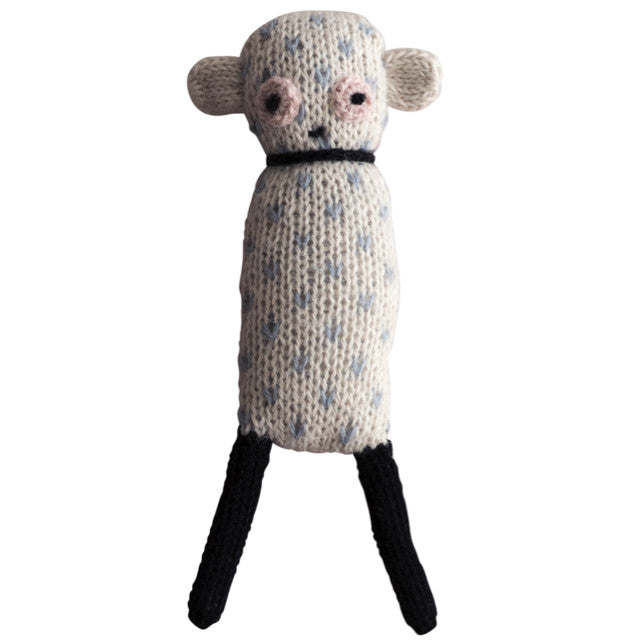 LuckyBoySunday | Mini Gorby Secret Friend Knit Doll | www.theminilife.com