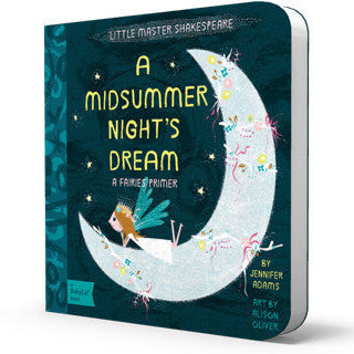 BabyLit | A Midsummer Night's Dream Board Book | www.theminilife.com