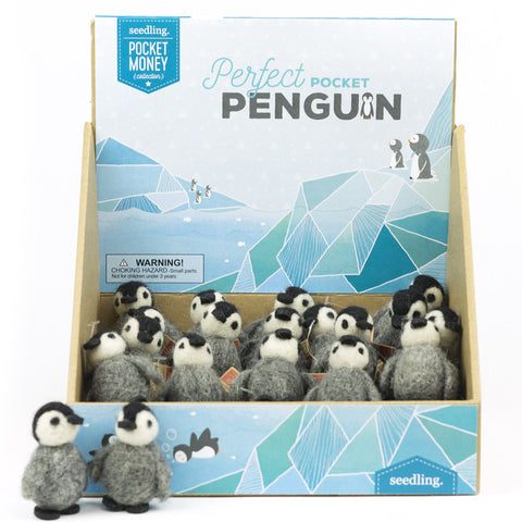 Seedling Pocket Money Collection - Perfect Pocket Penguin
