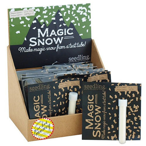 Seedling Pocket Money Collection - Magic Snow