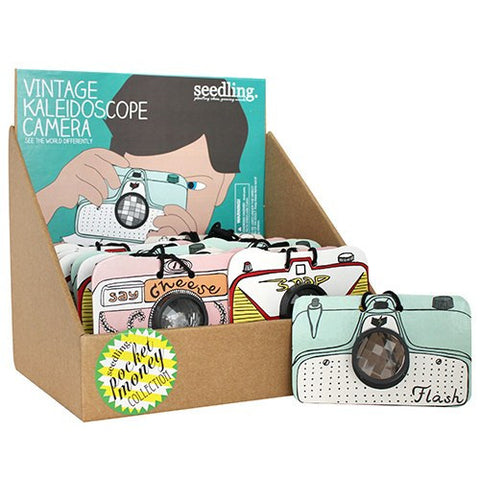 Seedling Pocket Money Collection - Vintage Kaleidoscope Camera