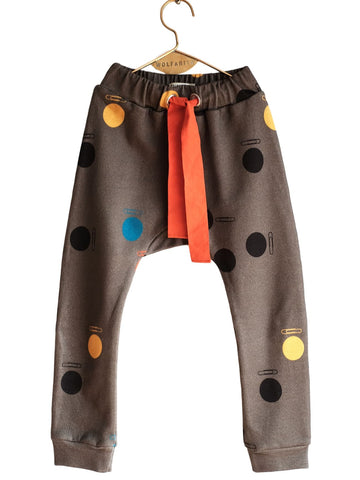Wolf and Rita Ricardo Trousers Clips - The Mini Life AW17