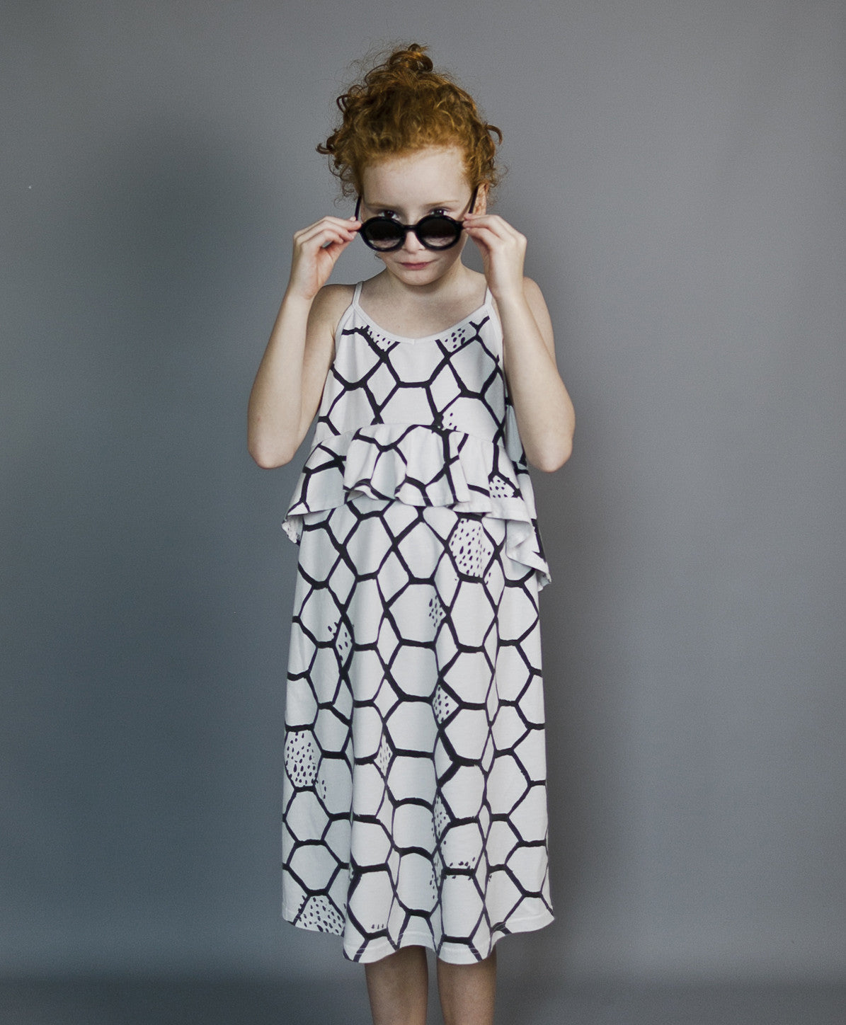 Beau Loves | Love Net Squint Dress | The Mini Life