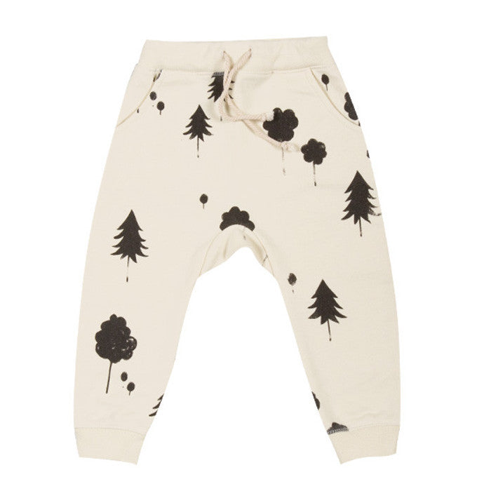 Rylee and Cru Forest Sweatpant - Vanilla