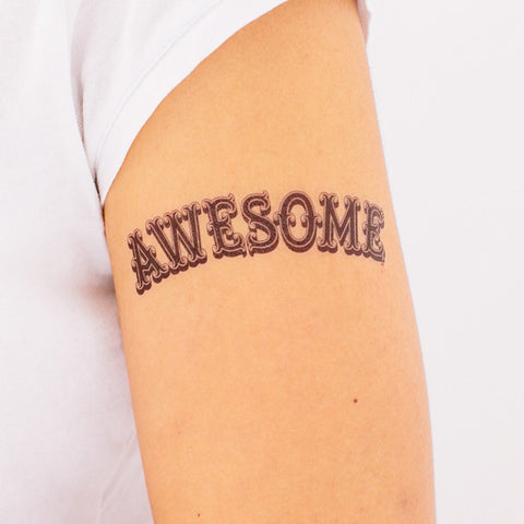 tattly | awesome temporary tattoo | www.theminilife.com