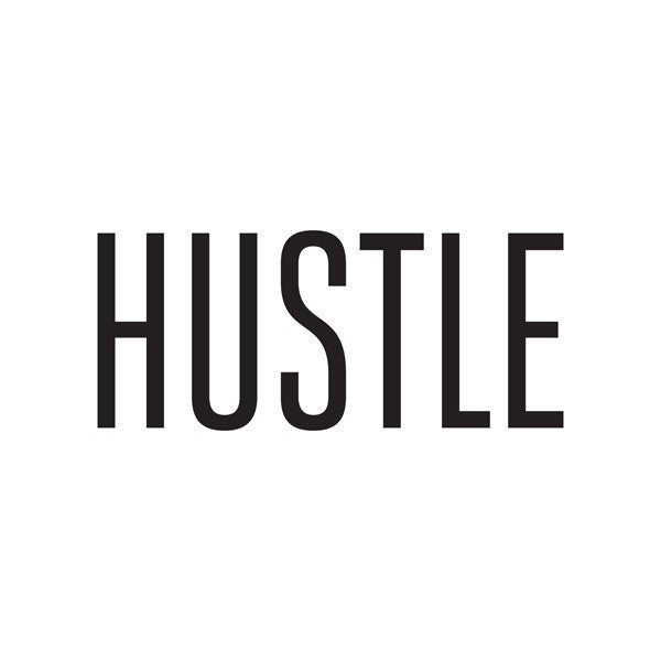 Hustle Temporary Tattoo