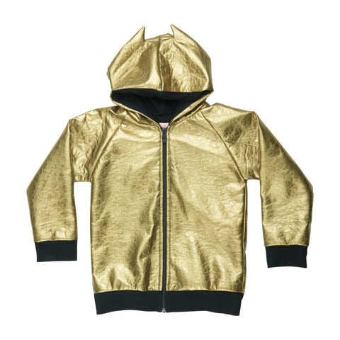 Bangbang Copenhagen | Gold Fever Jacket | The Mini Life
