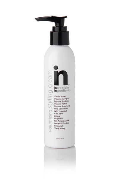 volumizing styling cream