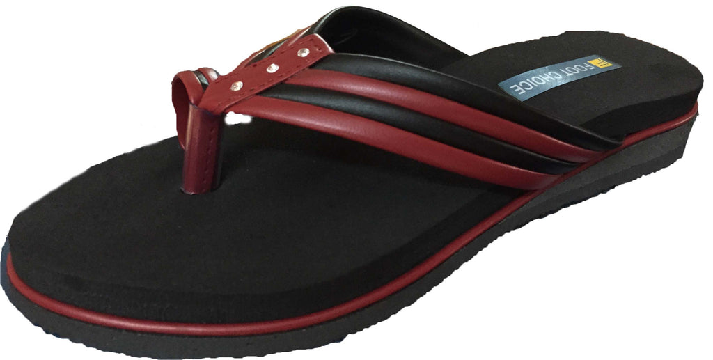 6d4cadce771 Buy womens slippers for heel pain online in india