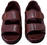 Medifeet Heel Pain Sandals for Men - CS8845