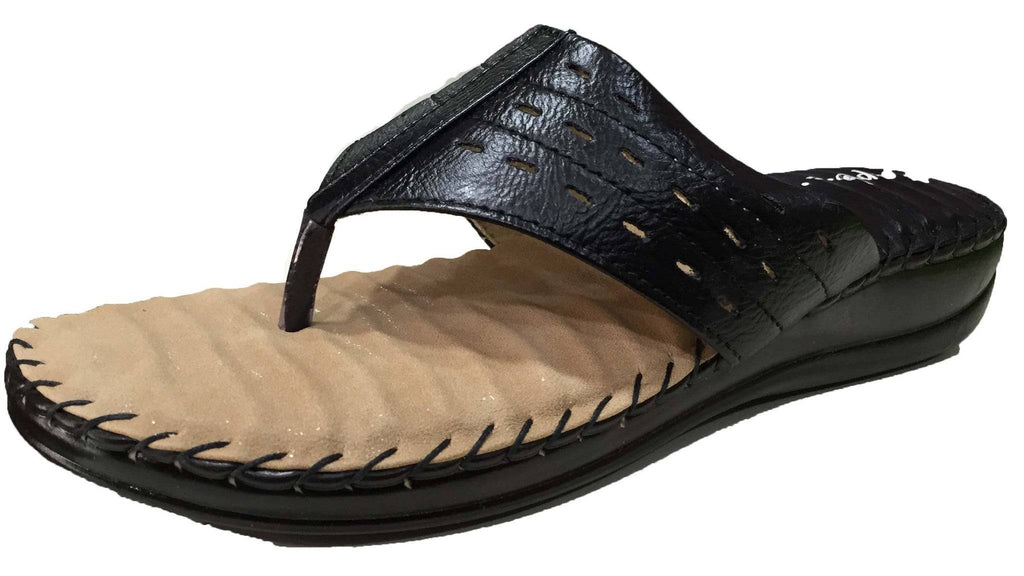 fbb6e5538182 ... Heel Pain Doctor Sandals for Women - CS1501. doctor chappal