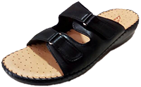 MediFeet Heel Pain Doctor Sandals for Women - CS8851