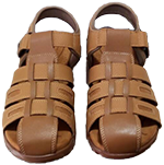 Medifeet Heel Pain Sandals for Men - CS8850