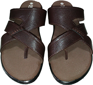 aad03048efaa Buy most comfortable slippers for heel pain for men online in india ...