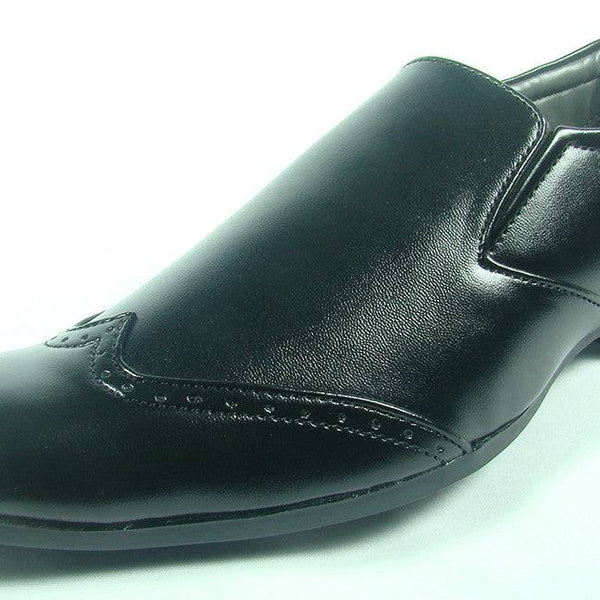 Cromostyle Formal Shoes -Black - Cromostyle.com - 1