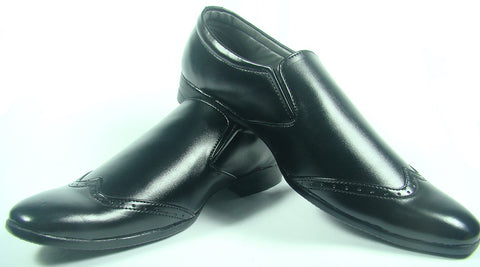 Cromostyle Formal Shoes -Black - Cromostyle.com - 3